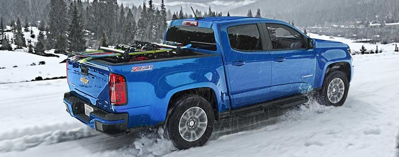 Prepare Your Chevy Vehicle for Winter
