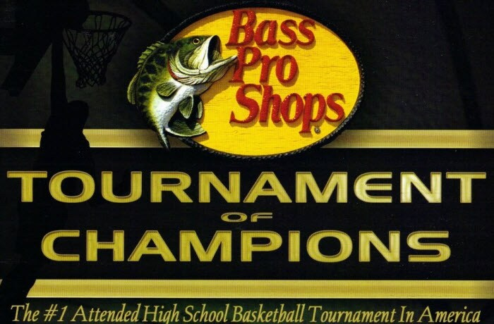 Bass Pro Shops Tournament of Champions in Springfield, Missouri