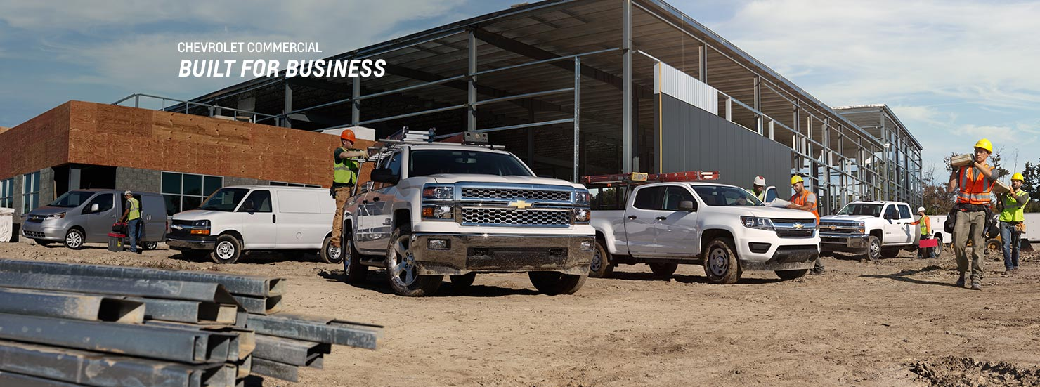 Reliable Chevrolet Is Committed To Quality Commercial Relationships