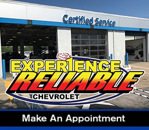 Reliable Chevrolet Springfield Mo >> Chevy Service Center Auto Repair Springfield Mo