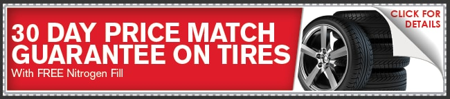 Tire Price Match Special, Springfield, MO