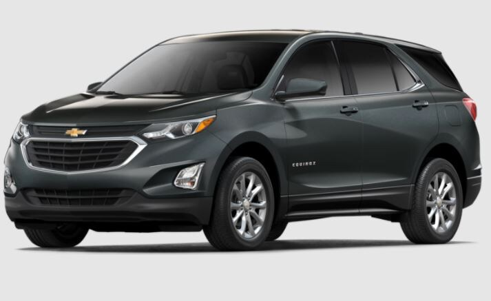 2018 chevy equinox gets a new look