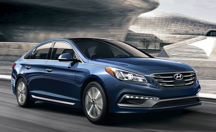 Hyundai Sonata Earns Top Honor