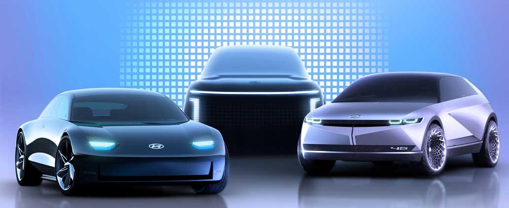 Hyundai Reboots IONIQ as EV Brand