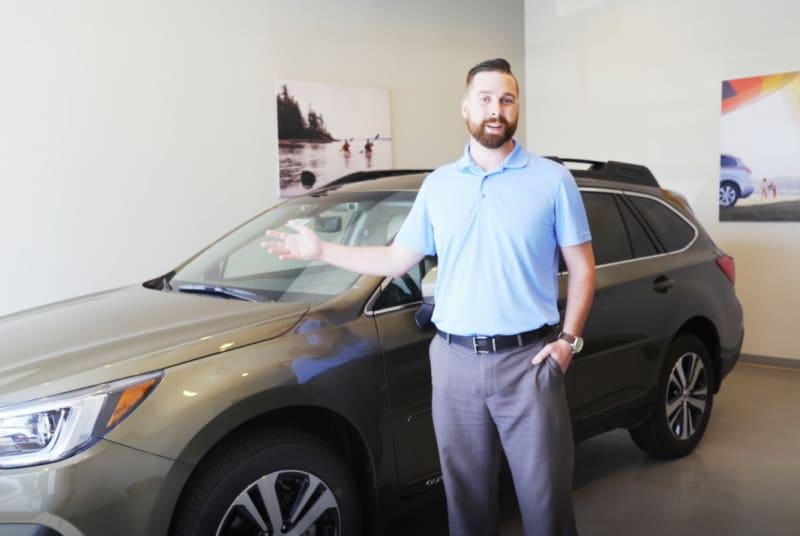 2018 Subaru Outback Video Review
