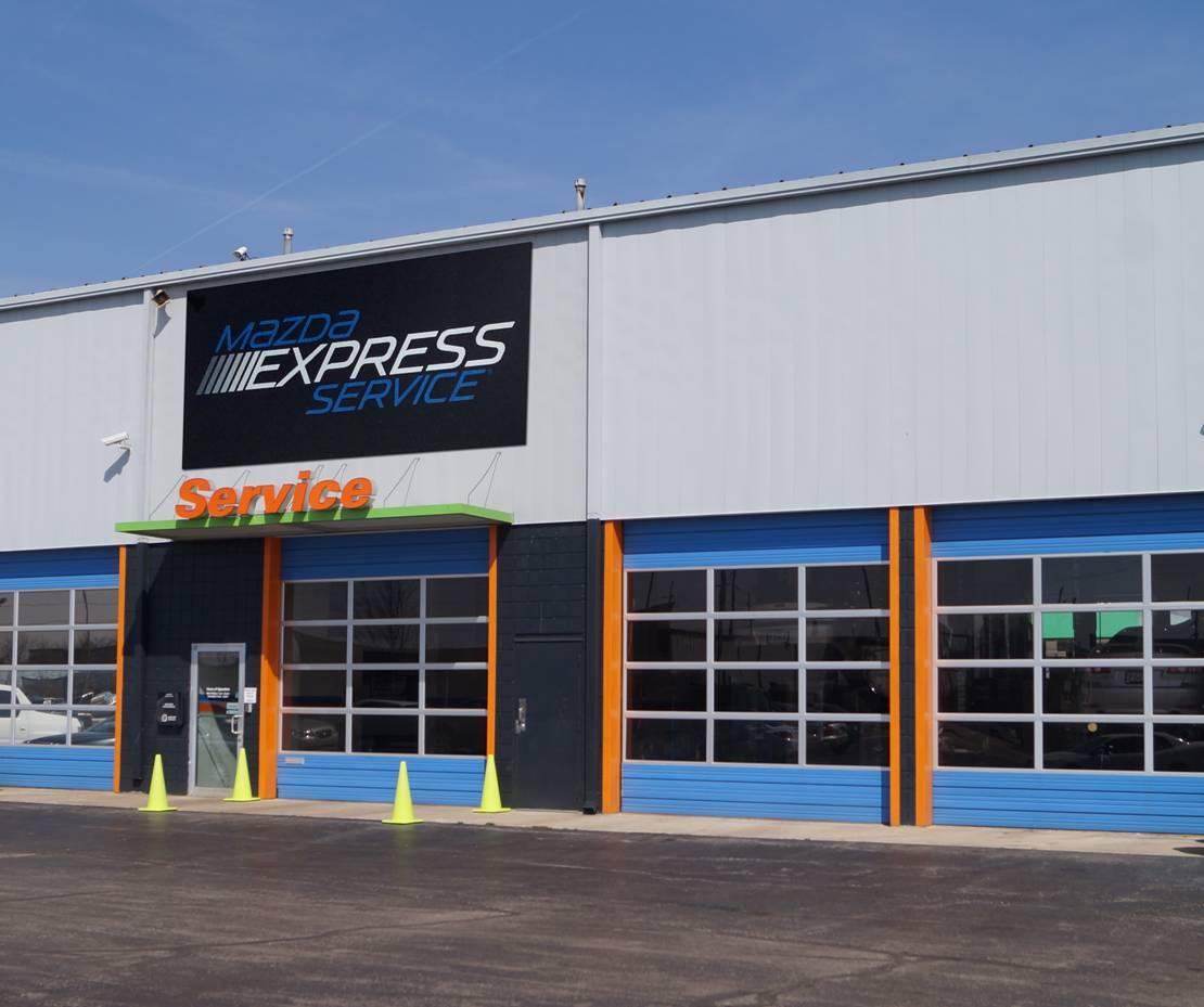 Mazda Express Lube & Oil Change Service Springfield MO | New & Used ...