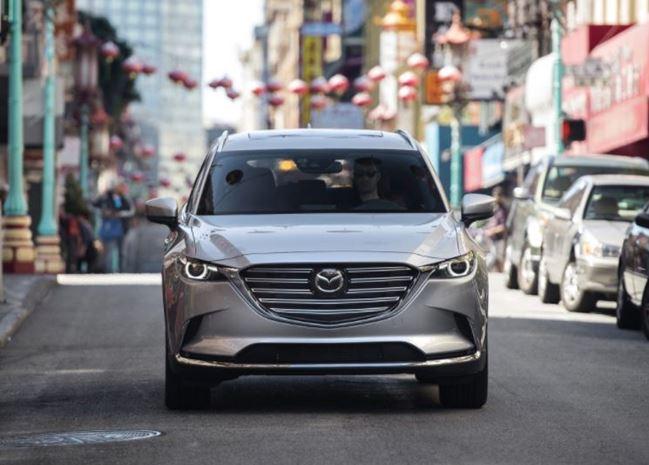 2017 Mazda CX-9 Earns Top Award