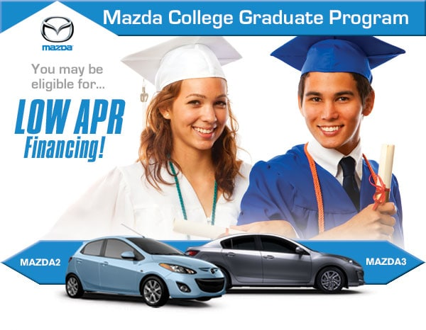 Discounts For College Grads Mazda Discount Program Springfield MO - Mazda graduate program