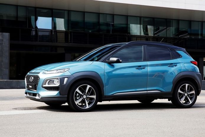 New Hyundai Kona compact SUV set to enter U.S. market