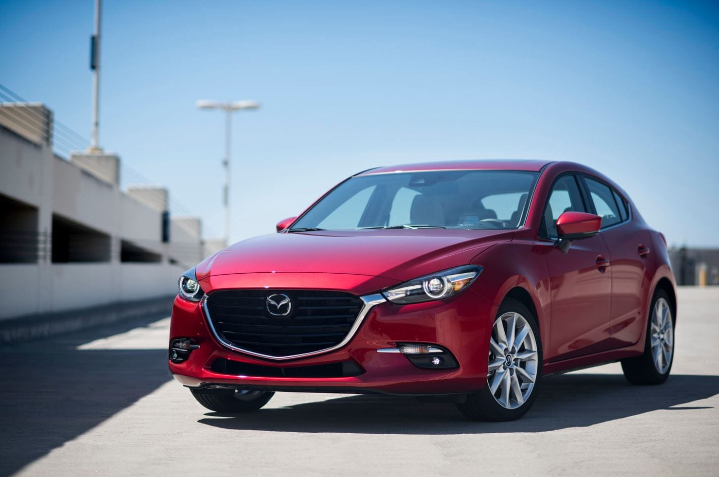 2017 Mazda 3 Receives Sporty Upgrades