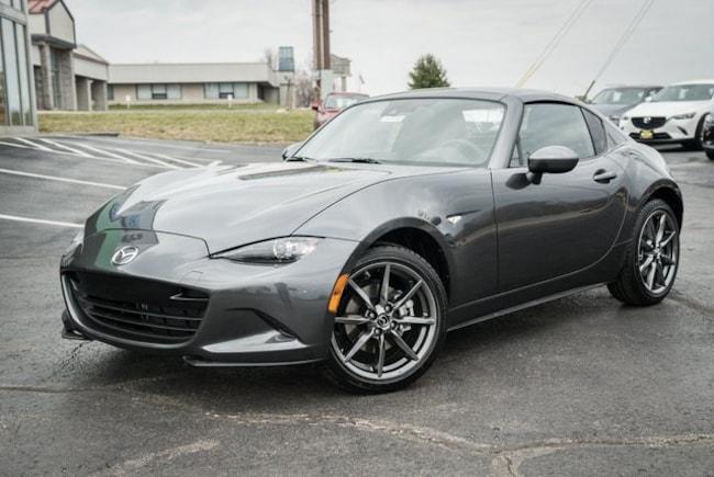 New Mazda Miata >> New 2019 Mazda Mazda Mx 5 Miata Rf Grand Touring For Sale In