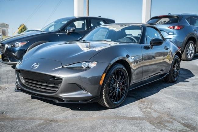 Spec Miata For Sale >> New 2019 Mazda Mazda Mx 5 Miata Club For Sale In Springfield Mo M33601 Springfield New Mazda For Sale Jm1ndac79k0305265
