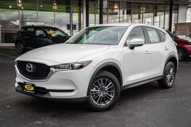 New 2019 Mazda Mazda Cx 5 Sport For Sale In Springfield Mo