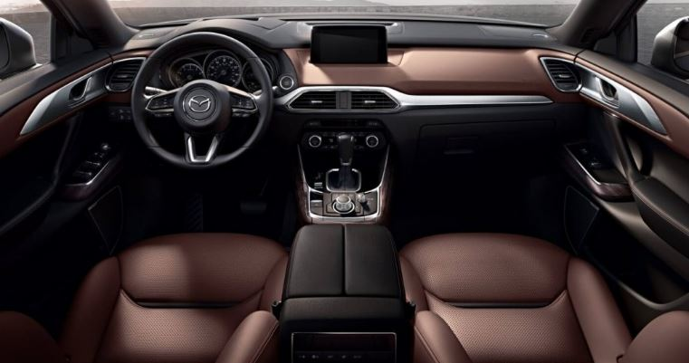 2017 mazda cx-9 award wards best interior award