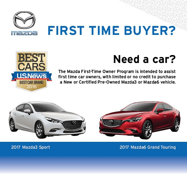 New Mazda Discounts First Time Car Buyers Springfield Mo