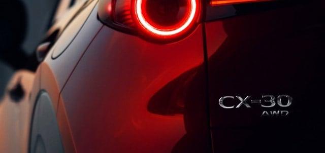 The Mazda CX-30
