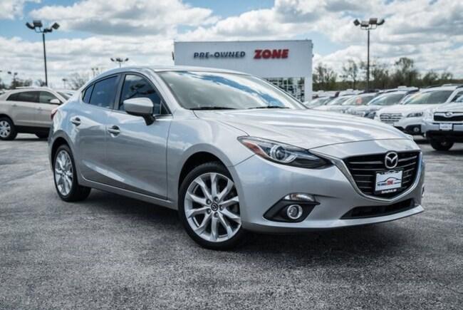 2015 Mazda Mazda3 s Sedan