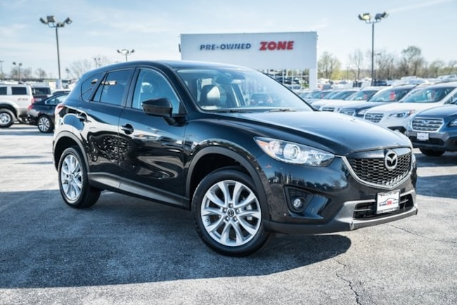 2014 Mazda CX-5 Grand Touring SUV