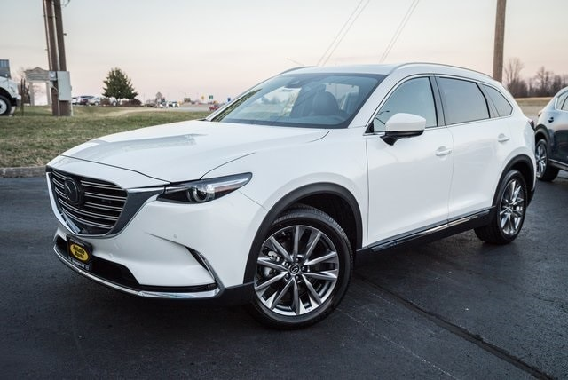 2019 Mazda CX-9: Expectations, Changes >> New 2019 Mazda Mazda Cx 9 Grand Touring For Sale In Springfield Mo M33143 Springfield New Mazda For Sale Jm3tcbdy3k0304076
