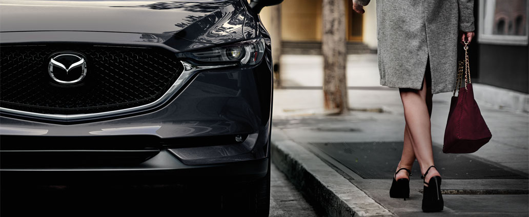 Mazda CX-5 front grill