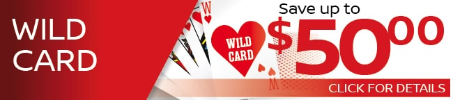 Wild Card Coupon, Albuquerque