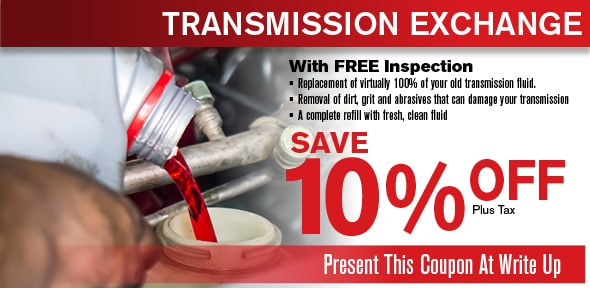 Transmission Fluid Service | Reliable Nissan Service Coupon