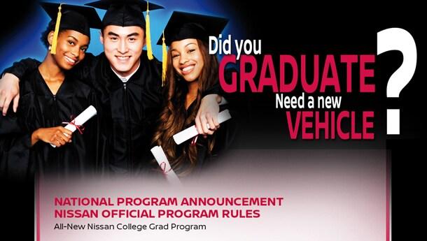 nissan college graduate program special offers albuquerque nm