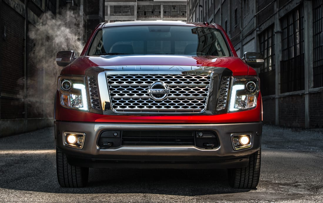 2017 Nissan TITAN for sale Albuquerque