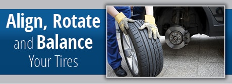 Learn More About Tire Balancing & Alignment
