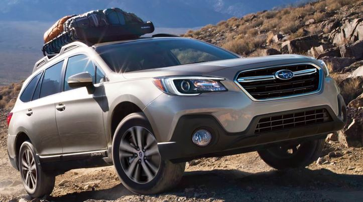 2017 Subaru Outback Earns Top Award