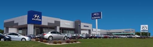 Subaru Dealers Near Me >> Springfield Subaru Dealer New Used Cars For Sale In