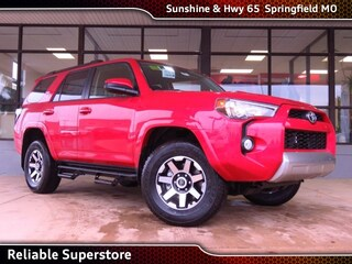 New 2019 Toyota 4Runner TRD Off Road SUV