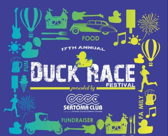 sertoma duck race festival is returning to springfield, missouri