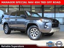 2017 Toyota 4Runner TRD Off-Road SUV