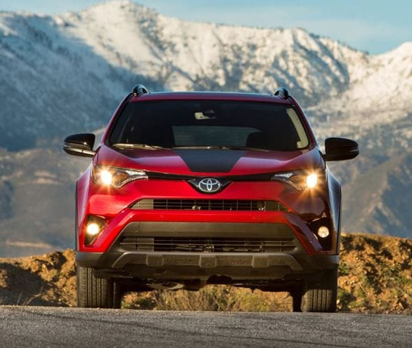 2018 Toyota RAV4 Adventure Joins Lineup