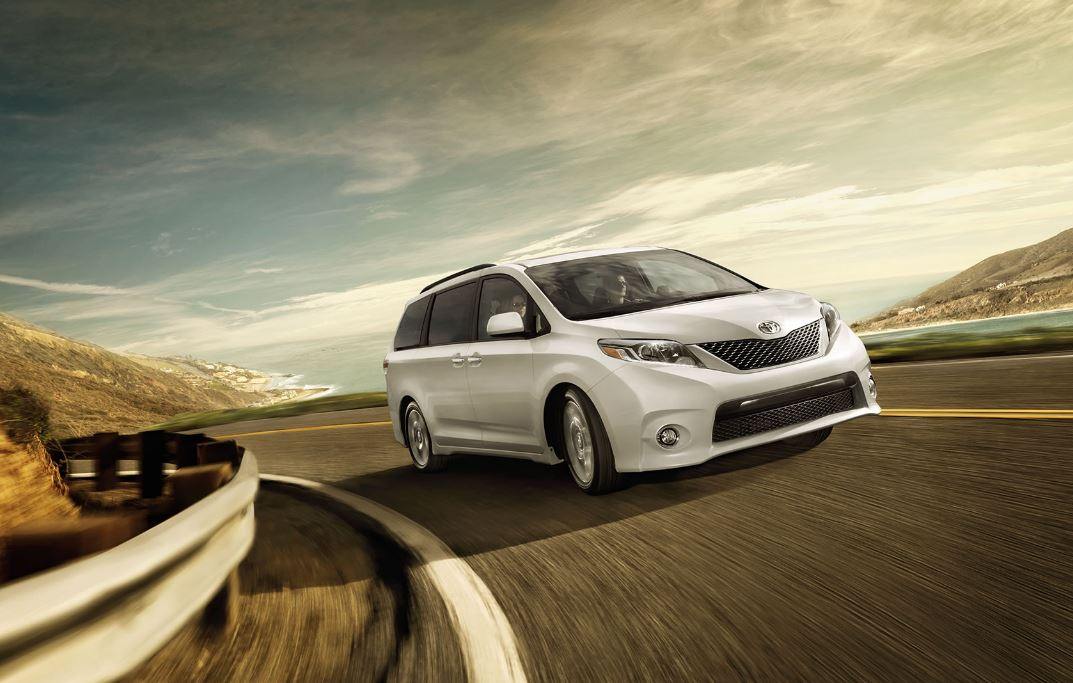 ... Then Youu0027ll Definitely Want To Consider The 2016 Toyota Sienna, Which  Is On Sale Now At Reliable Toyota In Springfield, Missouri!