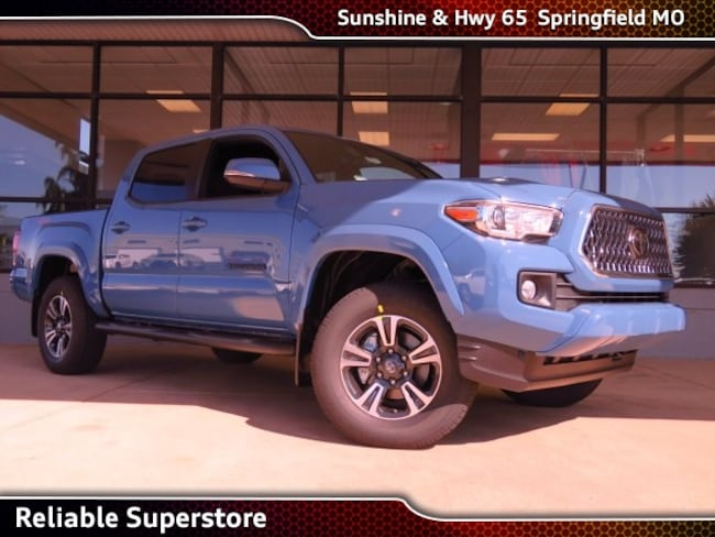New 2019 Toyota Tacoma Trd Sport V6 For Sale In Springfield Mo