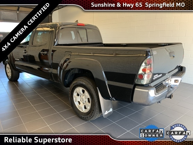Used 2015 Toyota Tacoma For Sale | Springfield MO