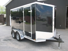 2019 Discovery 6' X 12' V-NOSE  TORSION VRAC CONTRACTEUR CARGO