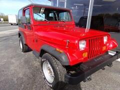 1995 Jeep Wrangler SE SUV