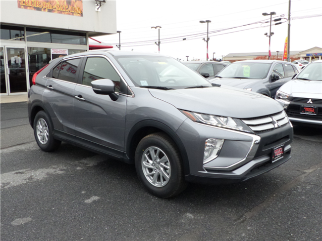 Used 2018 Mitsubishi Eclipse Cross For Sale at RENN KIRBY MITSUBISHI