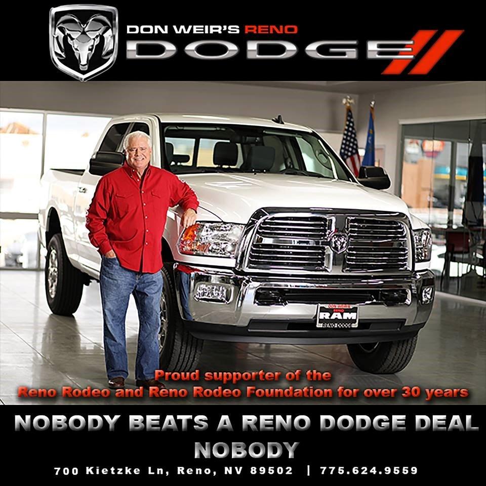 Don Weir's Reno Dodge Ram Fiat Dealer