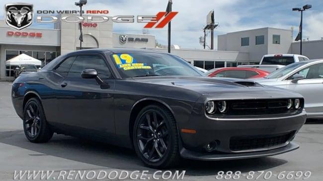 2019 Dodge Challenger R/T Car