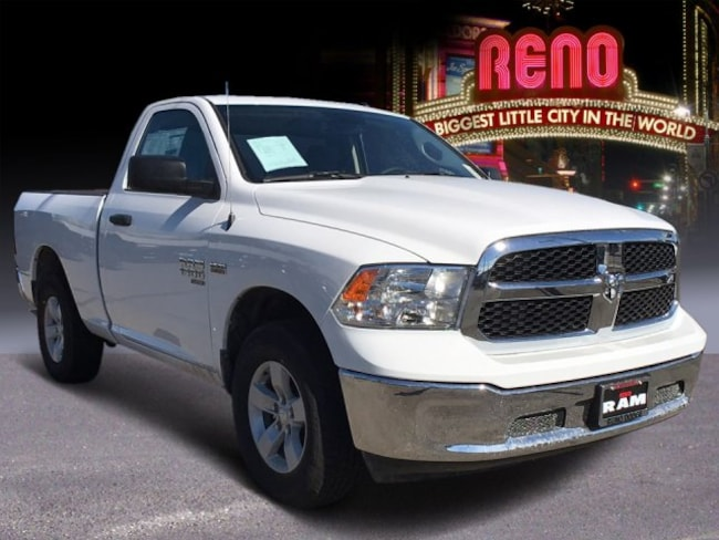 2019 Ram 1500 CLASSIC TRADESMAN REGULAR CAB 4X4 6'4 BOX Regular Cab