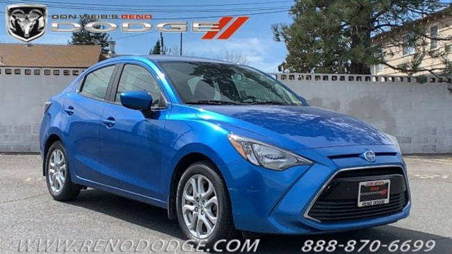 2016 Scion iA Car