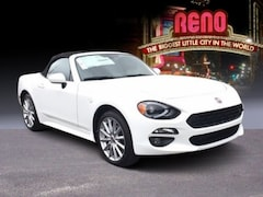 2018 FIAT 124 Spider LUSSO Convertible