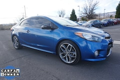 Bargain-Used 2015 Kia Forte Koup SX Coupe for sale in Reno, NV
