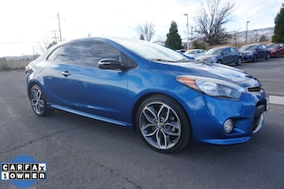 Certified Pre-owned 2015 Kia Forte Koup SX Coupe for  sale in Reno, NV