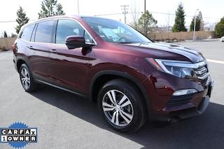 Used 2016 Honda Pilot EX-L  SUV for sale in Reno, NV