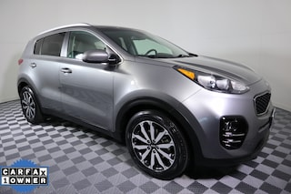 Certified Pre-owned 2017 Kia Sportage EX SUV for  sale in Reno, NV